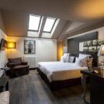 Executive Doppelzimmer im Hotel Barceló Brno Palace