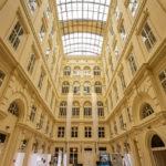 Empfangshalle des Hotel Barceló Brno Palace