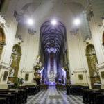 Innenansicht der Kathedrale St. Peter und Paul