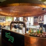 Ausschank in der Gaststätte der Brauerei Starobrno (Pivovar Starobrno)