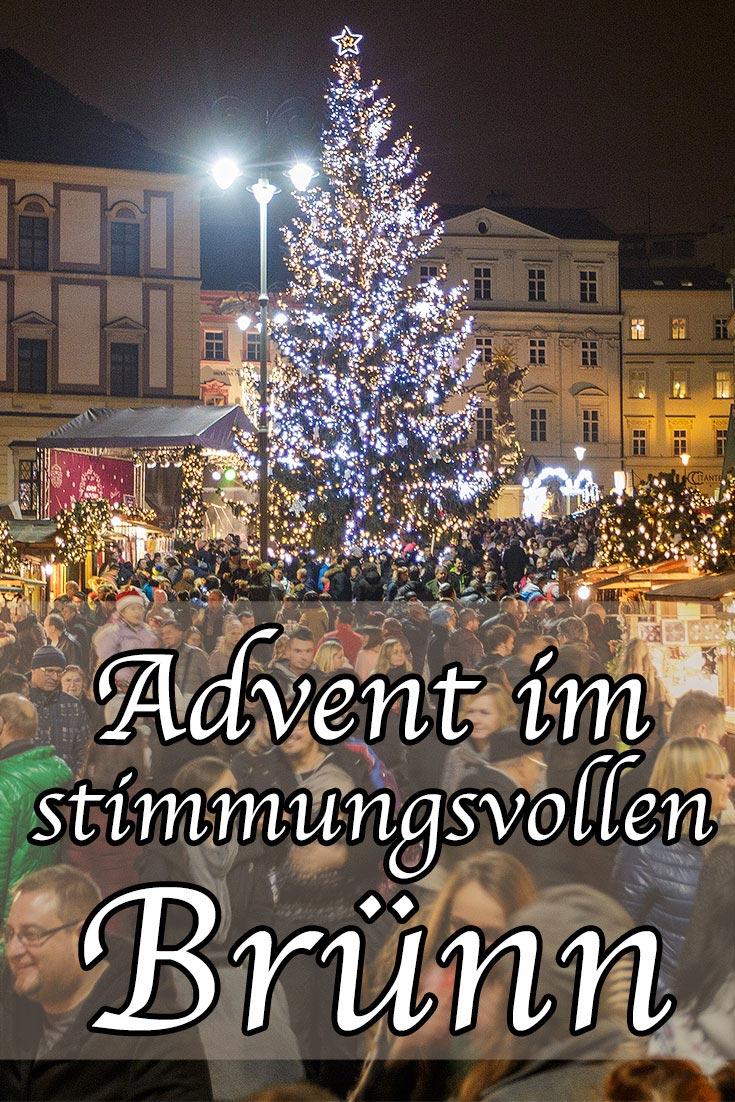 Reisebericht über Brünn in Tschechien im Advent mit Erfahrungen zu Sehenswürdigkeiten, den besten Fotospots sowie allgemeinen Tipps.