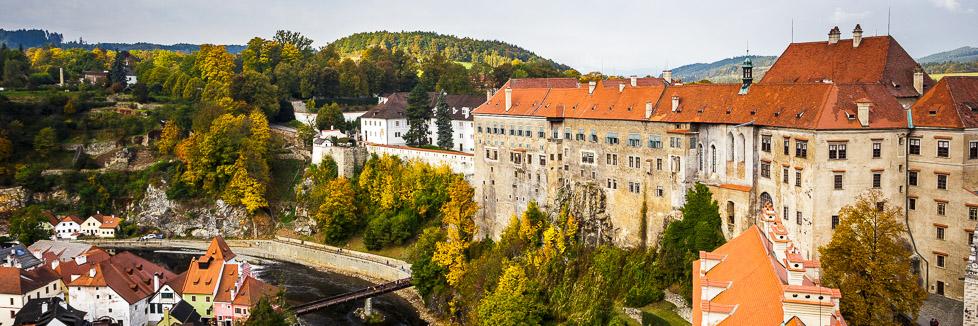 Schloss Cesky Krumlov