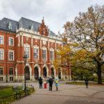 Außenansicht der Jagiellonen-Universität