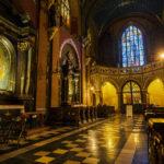 Innenansicht der Franziskanerkirche