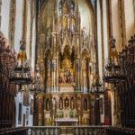 Innenansicht der Dominikanerkirche