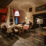 Innenansicht des Restaurants Chłopskie Jadło an der Adresse św. Agnieszki 1