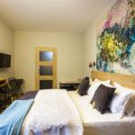Doppelzimmer im Hotel Art & Garden Residence in Krakau