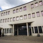 Eingang der Fabrik von Oskar Schindler
