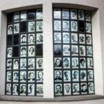 Porträts von Arbeitern in der Fabrik von Oskar Schindler