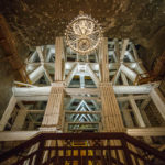 Die Michałowice-Kammer in 109 Metern Tiefe in der Salzmine Kopalnia Soli Wieliczka