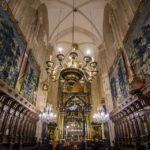 Innenansicht der Wawel-Kathedrale
