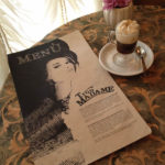 Irish Coffee im Café Trou Madame in Warschau