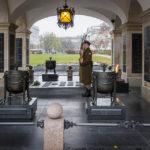 Das Grabmal des unbekannten Soldaten in Warschau