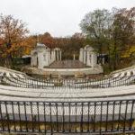 Das Theater auf der Insel im Warschauer Łazienki-Park