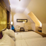 Doppelzimmer im Mamaison Hotel Le Regina in Warschau