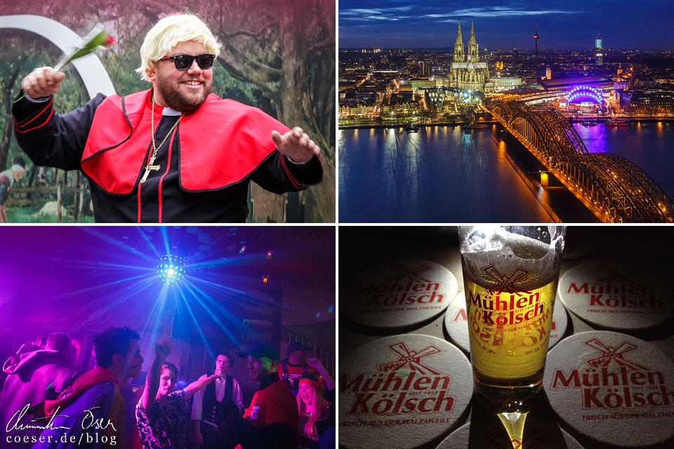 Fotos vom Kölner Karneval