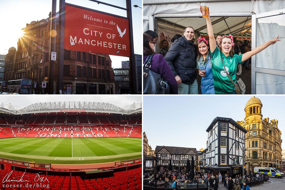 Fotos aus Manchester