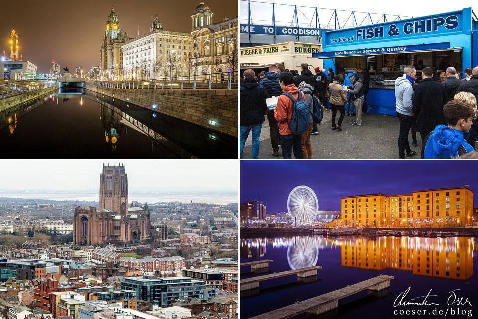 Fotos aus Liverpool