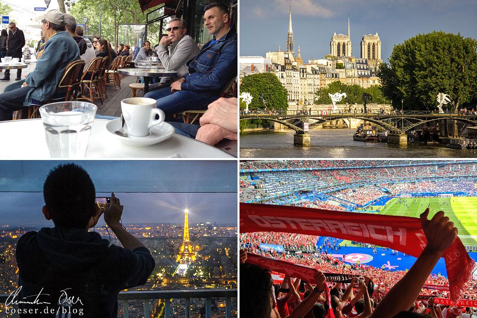 Fotos aus Paris
