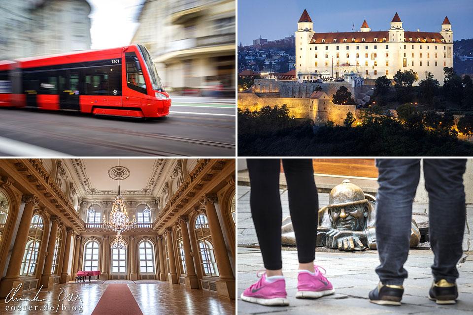 Fotos aus Bratislava