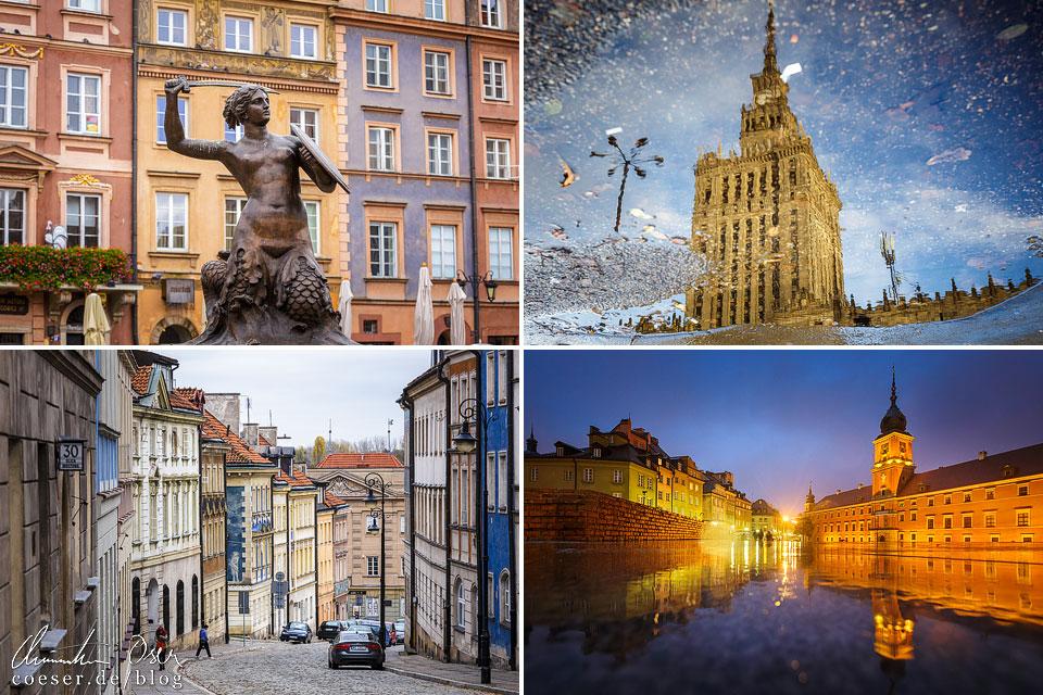 Fotos aus Warschau