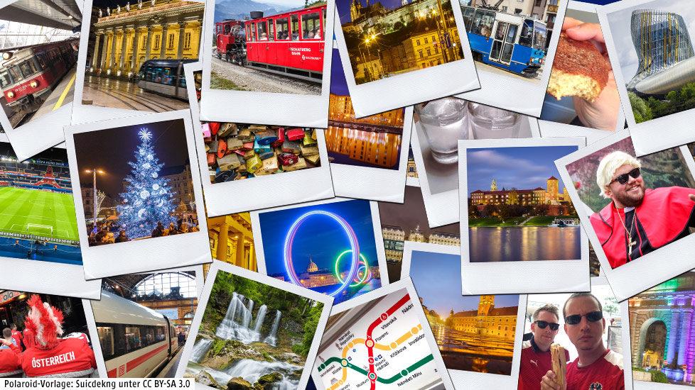 Fotos der Reisen 2016