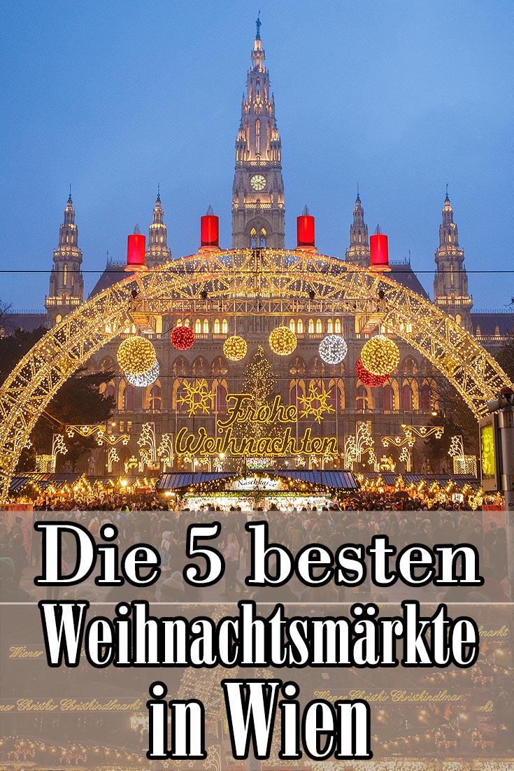 Erfahrungsbericht über die Wiener Weihnachtsmärkte in Österreich mit den besten Fotospots, den schönsten Plätzen sowie allgemeinen Tipps.