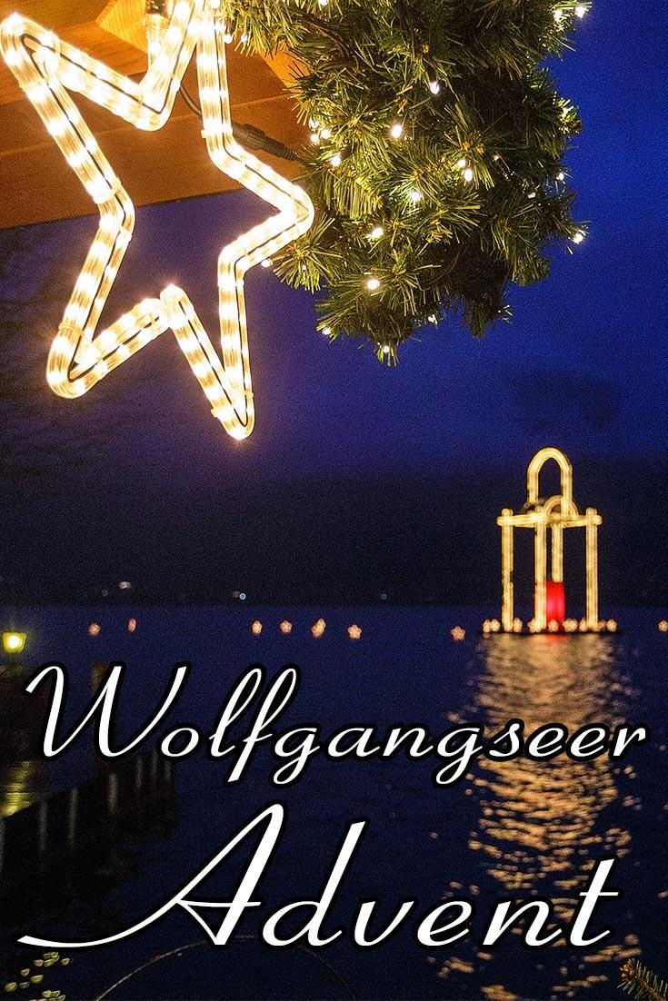 Reisebericht über den Wolfgangseer Advent in St. Wolfgang, Strobl und St. Gilgen in Österreich mit den besten Fotospots sowie allgemeinen Tipps.