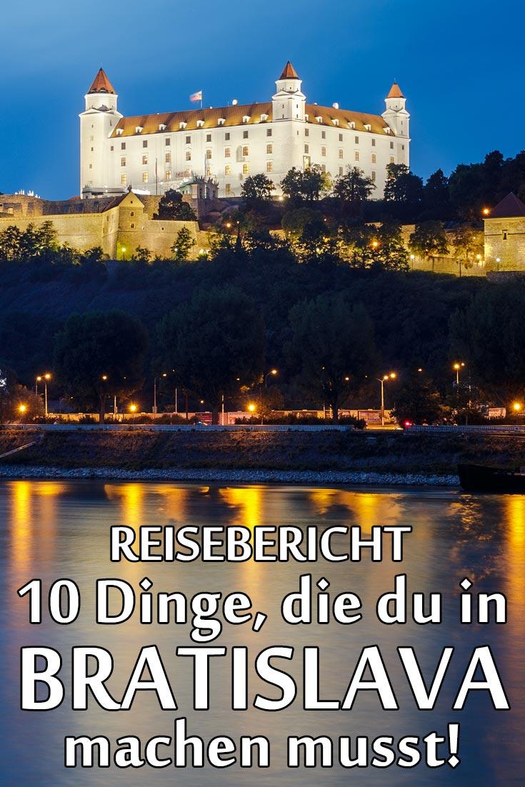 Bratislava: Reisebericht mit Erfahrungen zu Sehenswürdigkeiten, den besten Fotospots sowie allgemeinen Tipps und Restaurantempfehlungen.