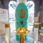 Kölnisch-Wasser-Brunnen im Dufthaus 4711