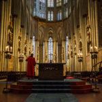 Innenansicht des Kölner Doms