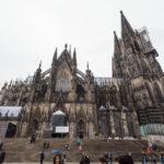Außenansicht des Kölner Doms