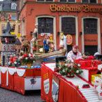Straßenumzug am Karnevalssonntag in Köln