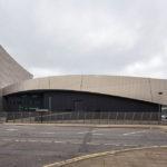 Das Imperial War Museum North (IWM North) von Architekt Daniel Libeskind