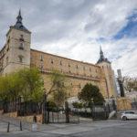 Die Festung Alcázar in Toledo