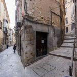 Enge Gassen in der Altstadt von Toledo