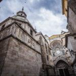 Außenansicht der Catedral Primada (Kathedrale von Toledo)