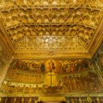 Decke des Kapitelhauses in der Catedral Primada (Kathedrale von Toledo)