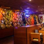 Innenansicht des Hard Rock Cafe Boston