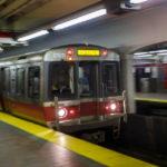 Die Red Line der Bostoner U-Bahn