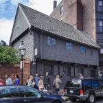 Das Wohnhaus des amerikanischen Nationalhelden Paul Revere