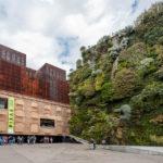 Das Madrider Museum CaixaForum der Architekten Herzog & de Meuron