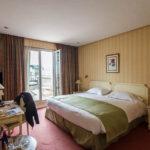 Doppelzimmer im Hotel Mercure Madrid Plaza de Espana