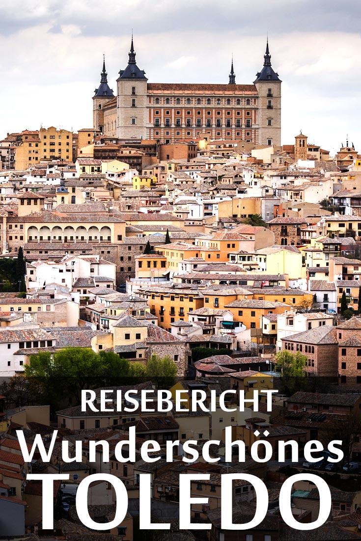 Toledo: Reisebericht mit Erfahrungen zu Sehenswürdigkeiten, den besten Fotospots sowie allgemeinen Tipps und Restaurantempfehlungen.