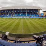 Panorama des Stadions Goodison Park des FC Everton