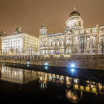 "Die ""drei Grazien"" Royal Liver Building, Cunard Building und Port of Liverpool Building"