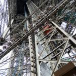 Aufzüge zu den Aussichtsterrassen des Eiffelturms