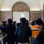 Andrang japanischer Touristen im Louvre