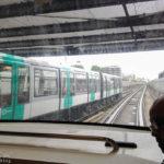 Die Pariser Métro-Linie M1 verkehrt vollautomatisch ohne Fahrer