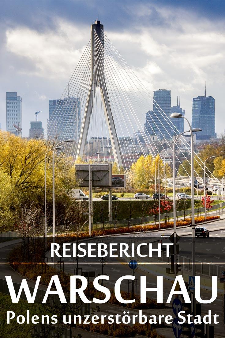 Warschau: Reisebericht mit Erfahrungen zu Sehenswürdigkeiten, den besten Fotospots sowie allgemeinen Tipps und Restaurantempfehlungen.